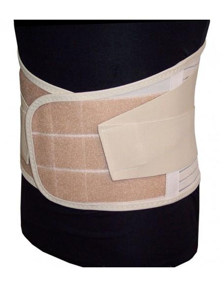 Faja Ortopédica Beige Costalero Sacor-Lumbar con Refuerzo