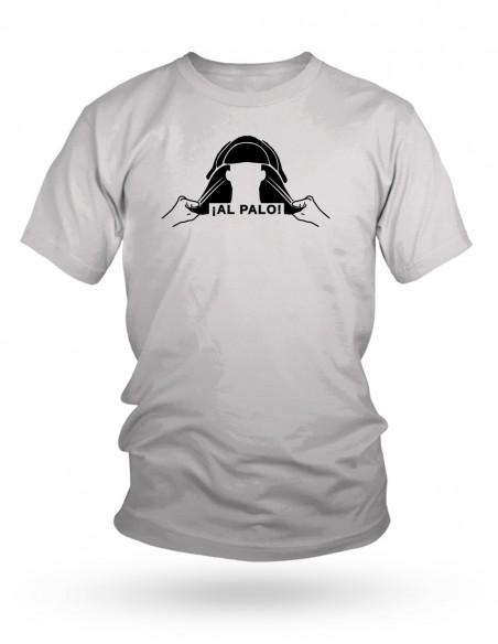 Camiseta Costalero Blanca ¡AL PALO!