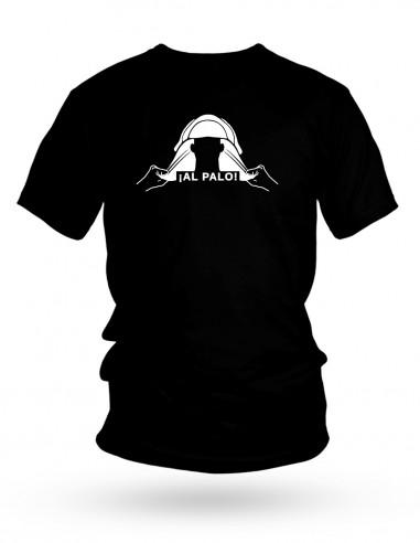 Camiseta Costalero Negra ¡AL PALO!