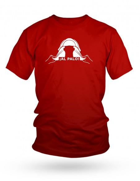 Camiseta Costalero Roja ¡AL PALO!