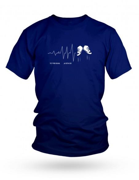 Camiseta Costalero Marino TO' POR IGUAL