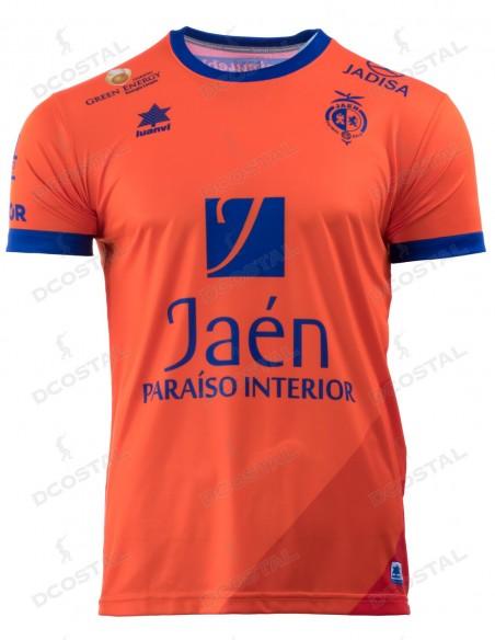 Camiseta Juego Naranja 19/20 Jaén Paraíso Interior FS