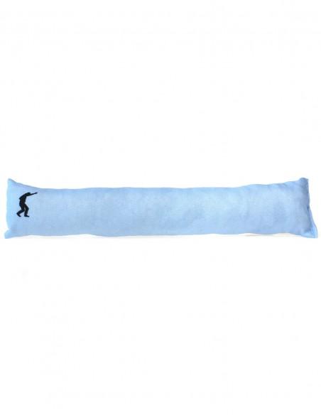 Morcilla Costalero Lana Azul Claro