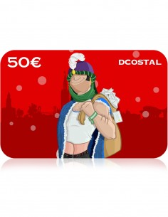 E-Cheque Regalo Navidad 50€