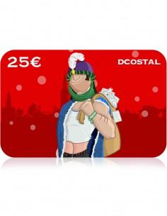 E-Cheque Regalo Navidad 25€