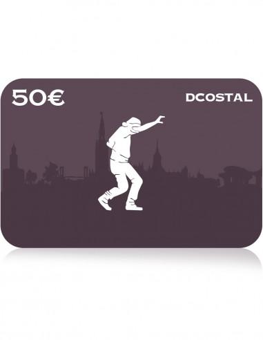 E-Cheque Regalo 50€