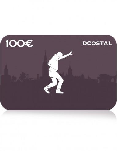 E-Cheque Regalo DCOSTAL 100€