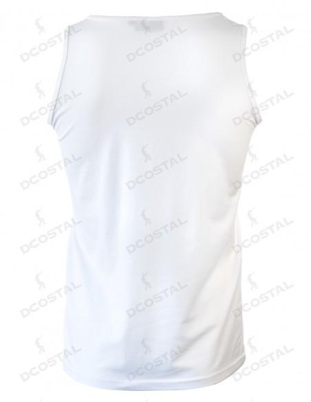 Tirantes Costalero Blanca Punto Liso