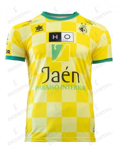 Camiseta Copa de España Fútbol Sala 2020 Jaén Paríso Interior Fútbol Sala