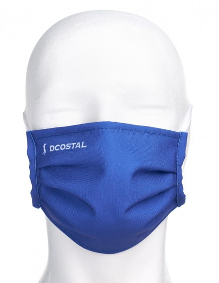 Mascarilla Higiénica Reutilizable Azul Oscuro