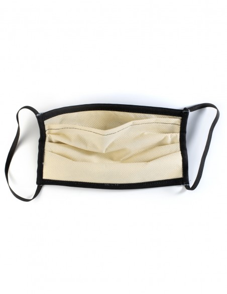 Mascarilla Higiénica Reutilizable Con Bolsillo Para Filtro PM 2.5