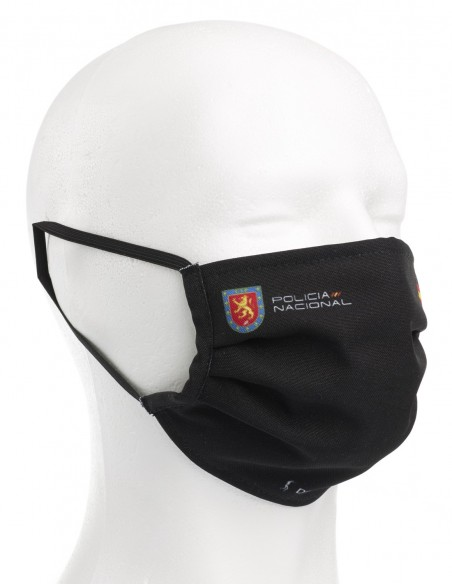 Higiénica Reutilizable Policía Nacional UIP