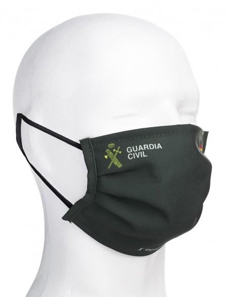 Mascarilla Higiénica Reutilizable de la Guardía Civil
