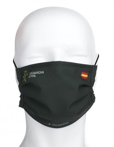 Mascarilla Higiénica Reutilizable de la Guardía Civil