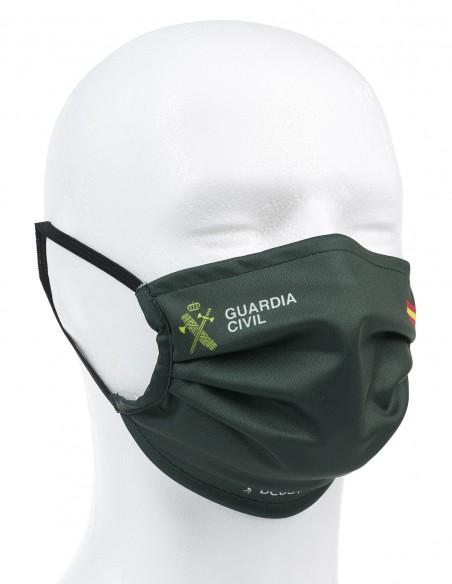 Mascarilla Higiénica Reutilizable Guardia Civil 72 Lavados