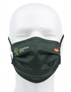 Mascarilla Higiénica Reutilizable Guardia Civil 72 Lavados