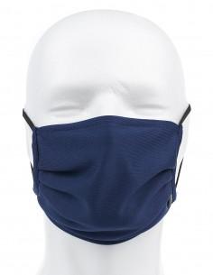 Mascarilla Higiénica Reutilizable Azul Marino 72 Lavados