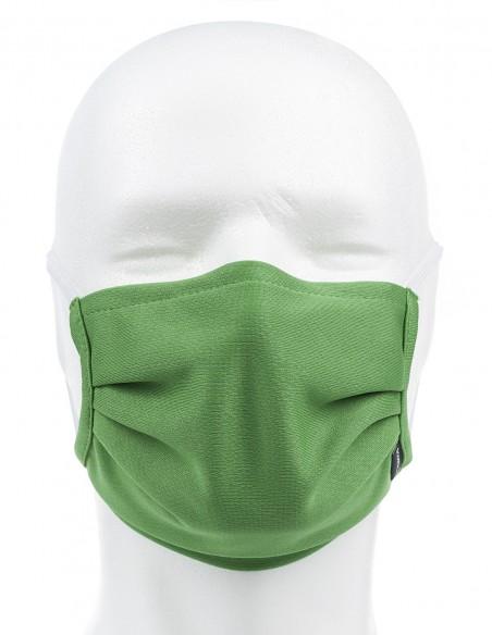 Mascarilla Higiénica Reutilizable Verde 72 Lavados