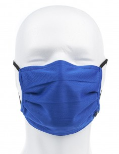Mascarilla Higiénica Reutilizable Azul Oscuro 72 Lavados