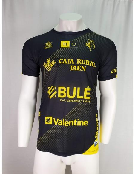 Camiseta Entreno Nocaut Jaén Paraíso Interior Fútbol Sala 20/21