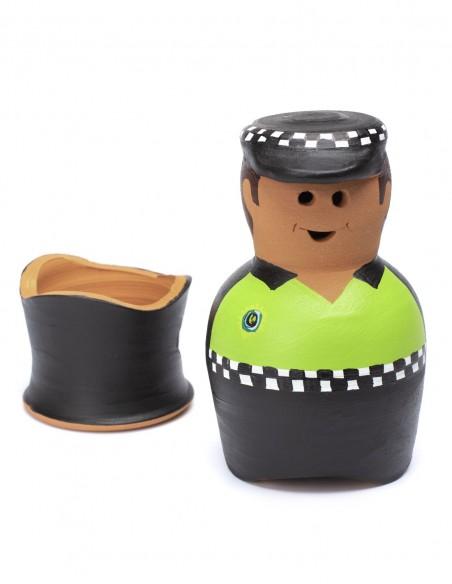 Incensario Cerámica Policía Local