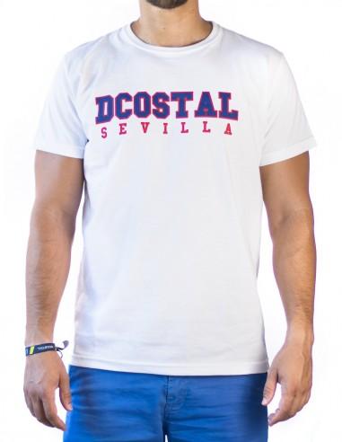 Camiseta Blanca DCOSTAL SEVILLA