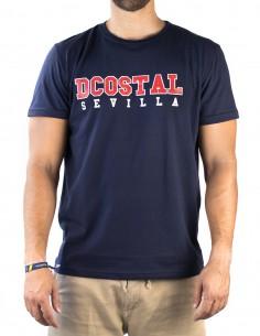 Camiseta Marino DCOSTAL...