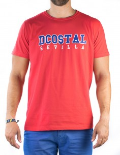 Camiseta Roja DCOSTAL SEVILLA