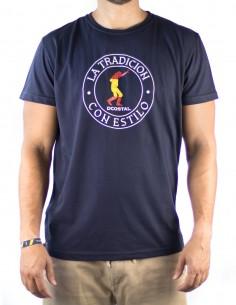 Camiseta Marino La Tradición Con Estilo