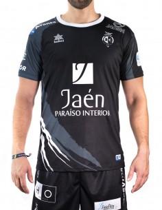 Camiseta Juego Negra