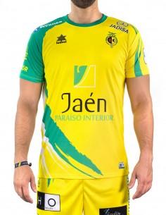 Camiseta Juego Amarilla