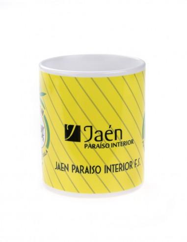 Taza Amarilla Jaén F.S.