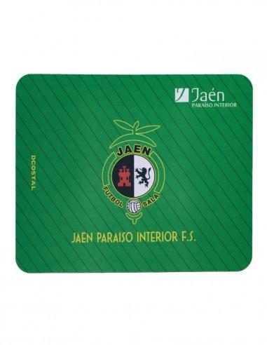 Alfombra Ratón Verde Jaén FS.