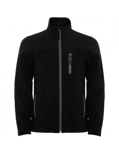 Soft Shell Costalero Negro