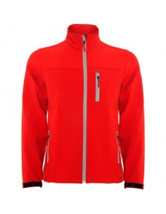 Soft Shell Costalero Rojo