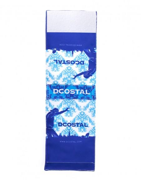 Portacostal Blanco y Azul