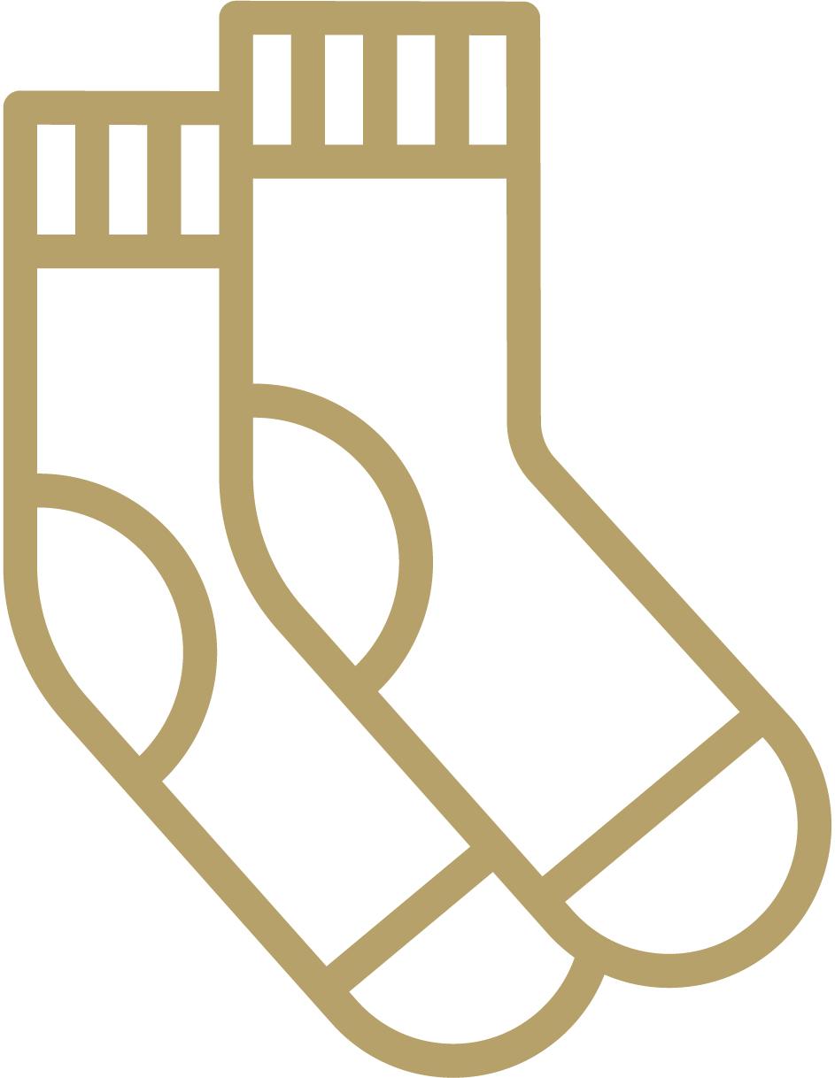 Calcetines y medias para costaleros y cuadrillas | DCOSTAL