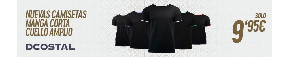 Camiseta manga corta de costalero | Selección de DCOSTAL