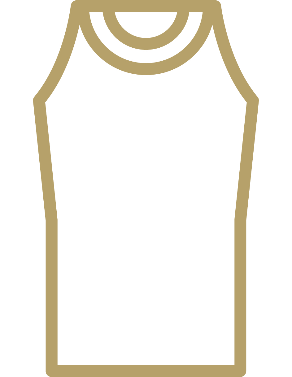 Camiseta tirantes de costalero | La mejor selección DCOSTAL