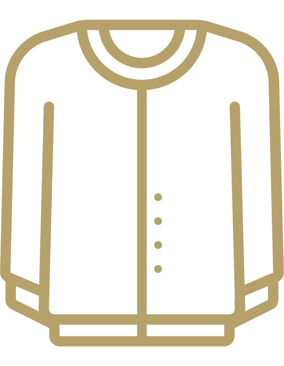 Rebecas para costaleros y cuadrillas | Selección DCOSTAL