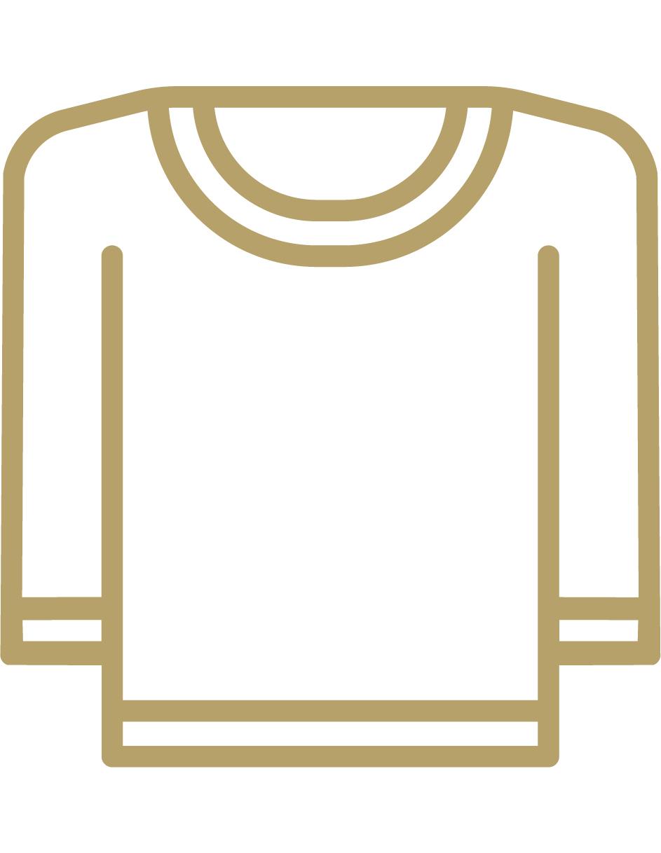 Camiseta manga larga de costalero | Selección de DCOSTAL
